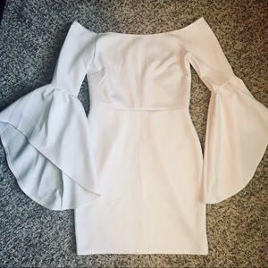 HP🎉ASOS Off the Shoulder Dress